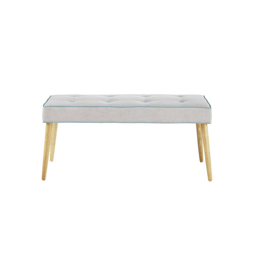 banc de lit antique