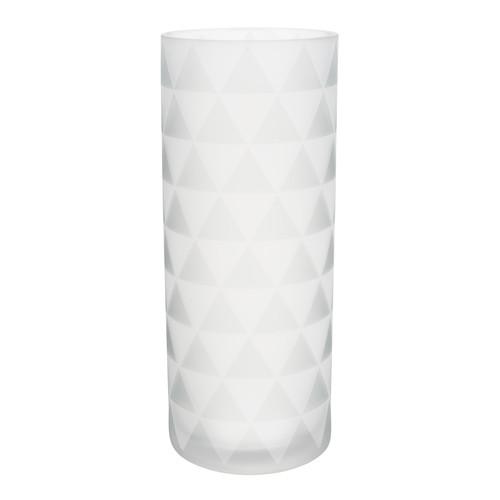 Vase en verre H 30 cm VINTAGE PASTEL