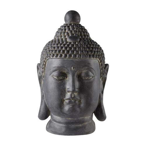 T te de bouddha sukhotai maisons du monde for Tete de bouddha deco