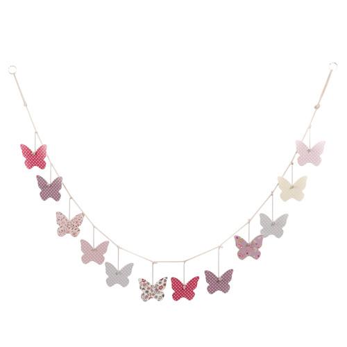 Guirlande clips papillons maisons du monde - Guirlande lumineuse papillon ...