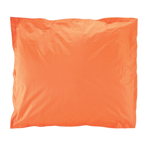 Coussin de sol orange multico maisons du monde - Coussin de sol maison du monde ...