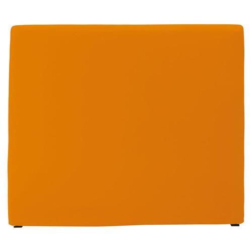 Housse T Te De Lit 140 Cm Orange Dream Maisons Du Monde