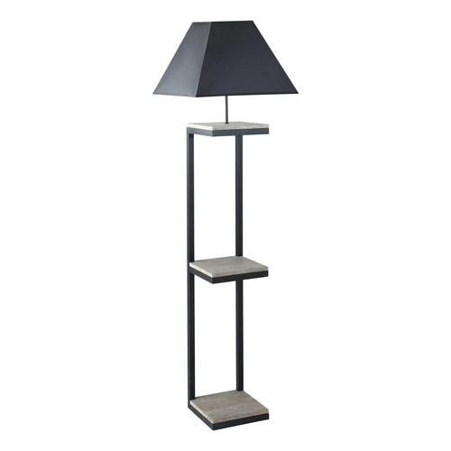 Lampadaire Bois Maison Du Monde : kenneth design et graphique le lampadaire kenneth est un lampadaire en