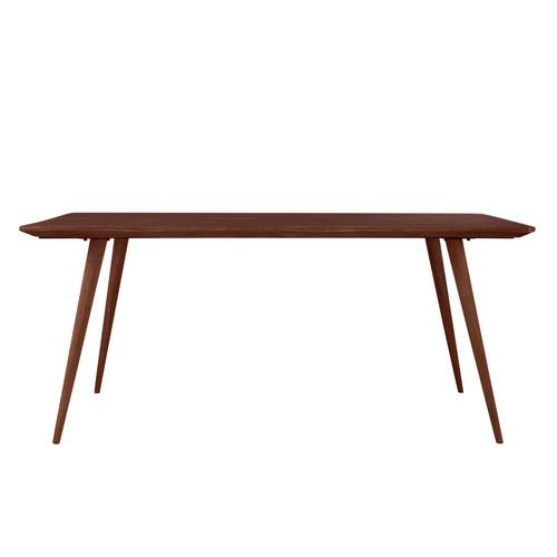 Table de salle manger vintage en bois de sheesham massif for Table de salle a manger nordique