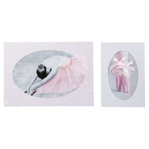 Maison Du Monde Ballerina : Teiliges bilder set primaballerinen maisons du monde