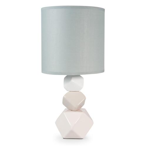 abat jour sospese : Lampada in ceramica e abat-jour verde H 37 cm YAKIMINI Maisons du ...