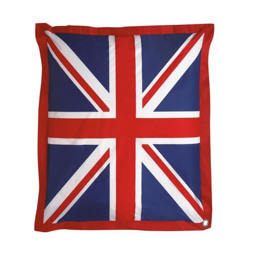 coussin de sol drapeau soft maisons du monde. Black Bedroom Furniture Sets. Home Design Ideas