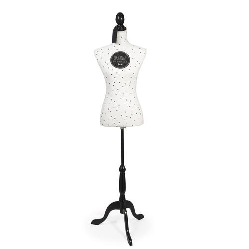 mannequin couture en fibre de verre h 160 cm blackstage. Black Bedroom Furniture Sets. Home Design Ideas