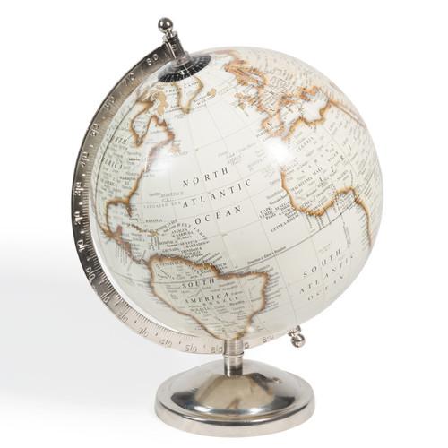 Globus cl mence h 29 cm maisons du monde - Objet deco maison du monde ...