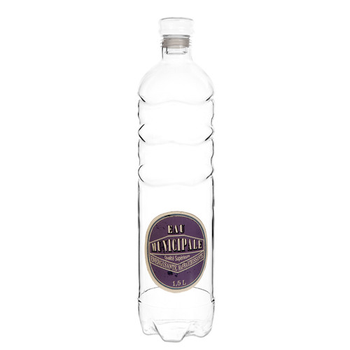 Bouteille en verre eau municipale maisons du monde - Bouteille d eau en verre ikea ...
