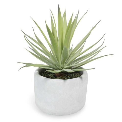 Yucca artificiel en pot h 8 cm maisons du monde for Yucca exterieur pot