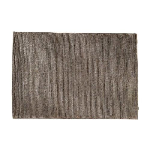 tapis tress en coton p trole 140 x 200 cm choti maisons. Black Bedroom Furniture Sets. Home Design Ideas