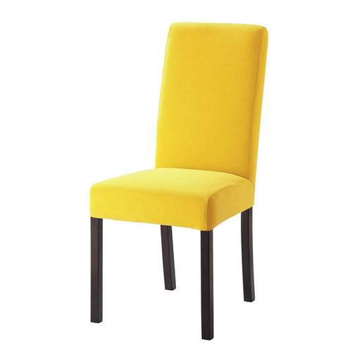 housse de chaise jaune. Black Bedroom Furniture Sets. Home Design Ideas
