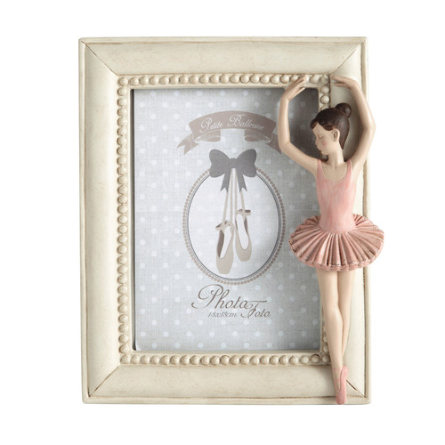 photo danseuse accompagne d une danseuse de ballet ce cadre photo - Maison Du Monde Ballerina