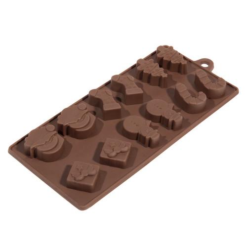 moule chocolat no l. Black Bedroom Furniture Sets. Home Design Ideas