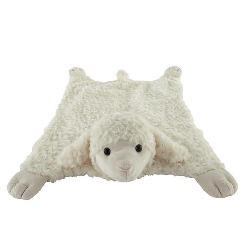 Tapis enfant mouton 55 x 78 cm maisons du monde - Tapis rond chambre bebe ...