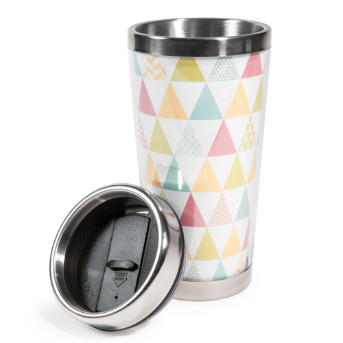 mug to go seventies maisons du monde. Black Bedroom Furniture Sets. Home Design Ideas