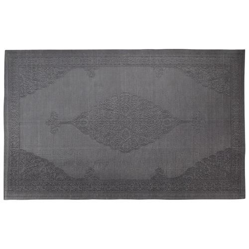 OutdoorTeppich IBIZA aus Kunststoff, 180 x 270 cm, grau