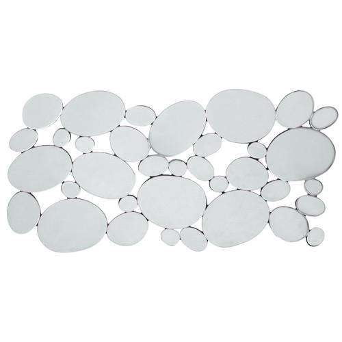 Miroir h 60 cm bulles maisons du monde for Miroir television leroy merlin