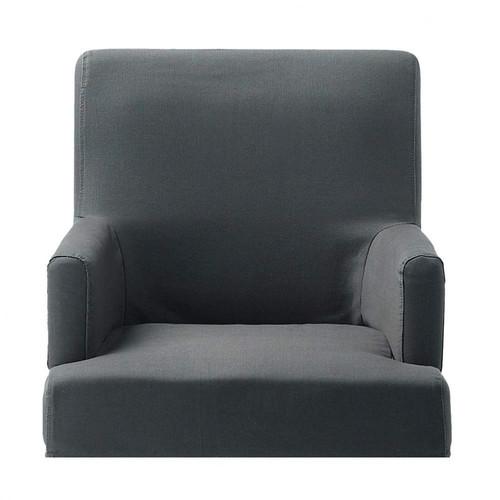 housse ardoise fauteuil de bar. Black Bedroom Furniture Sets. Home Design Ideas