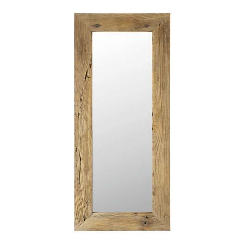 Miroir 160 Cm Of Miroir En Orme Recycl H 160 Cm Key West Maisons Du Monde