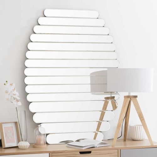 miroir biseaut l 120 cm memphis maisons du monde. Black Bedroom Furniture Sets. Home Design Ideas