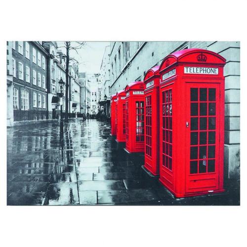 Toile phone box maisons du monde - Toile maison du monde ...