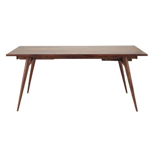 table manger vintage en bois de sheesham massif l 175 cm. Black Bedroom Furniture Sets. Home Design Ideas