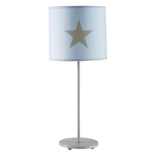 Lampe enfant bleu pastel maisons du monde - Lampe industrielle maison du monde ...