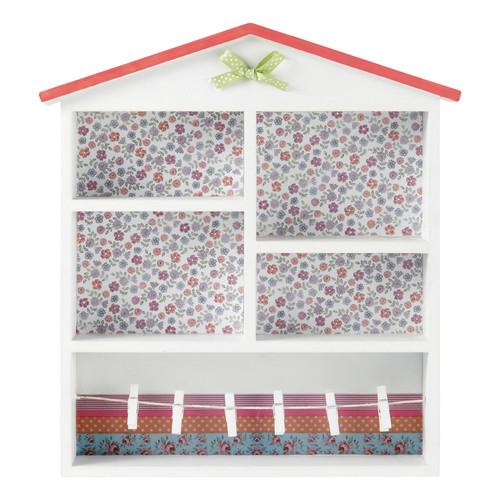 Etag re murale poetik maisons du monde - Etagere murale maison du monde ...
