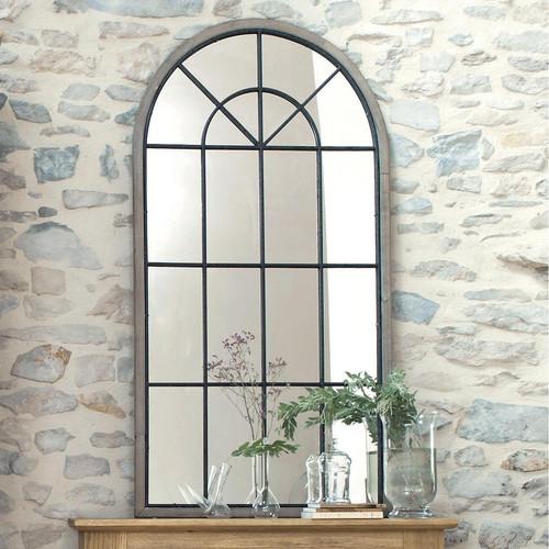 Miroir Bois Maison Du Monde : Miroir en bois H 146 cm SAINTE-MAXIME Maisons du Monde