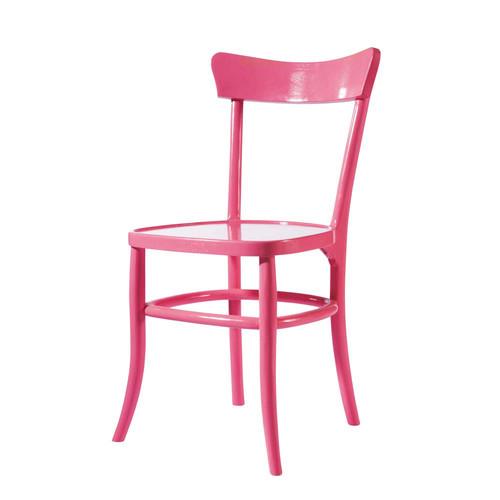 Chaise bistrot maison du monde for Chaise de bistrot blanche