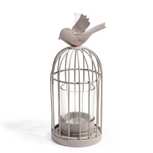 bougeoir solo cage oiseau maisons du monde. Black Bedroom Furniture Sets. Home Design Ideas