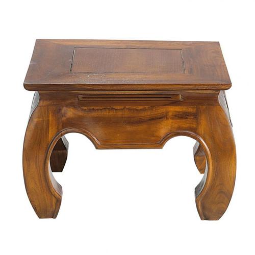 table basse carr e opium maisons du monde. Black Bedroom Furniture Sets. Home Design Ideas