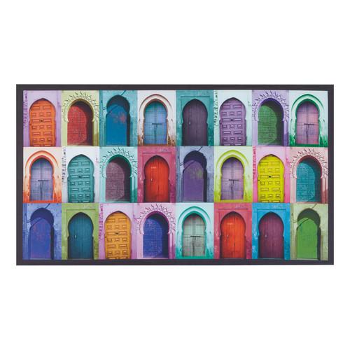 toile multicolore 80 x 140 cm bahia maisons du monde. Black Bedroom Furniture Sets. Home Design Ideas