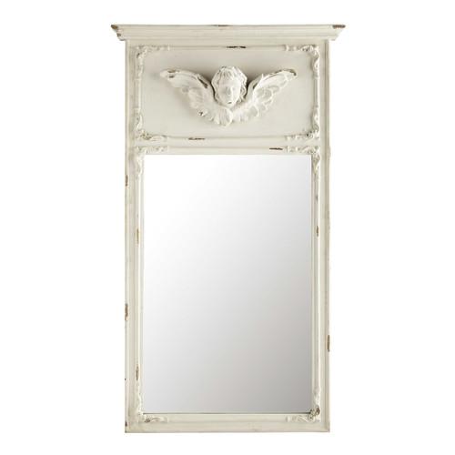 Espejo de resina al 138 cm archange maisons du monde - Espejos de resina ...