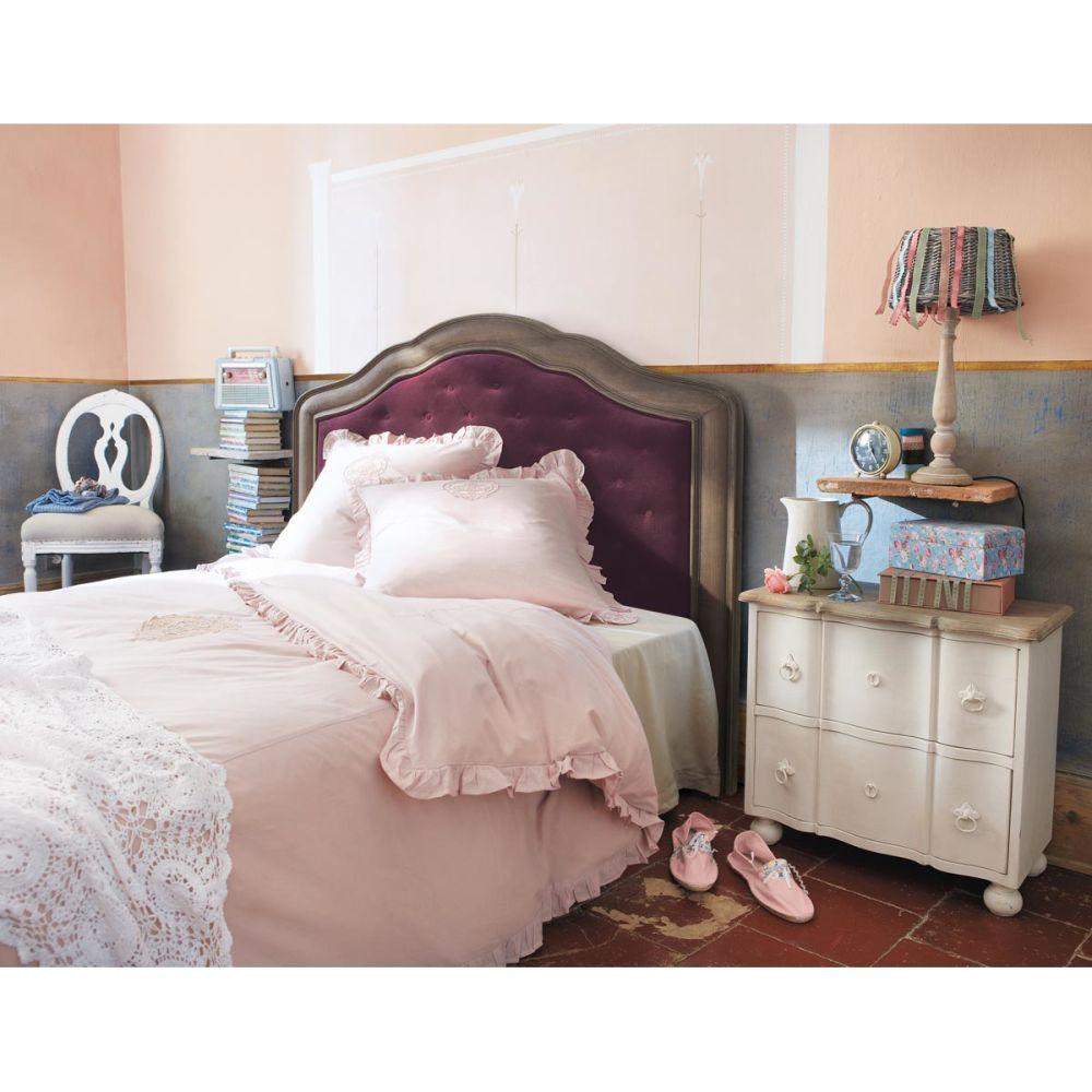 Parure de lit maison du monde for Parure de lit maison du monde