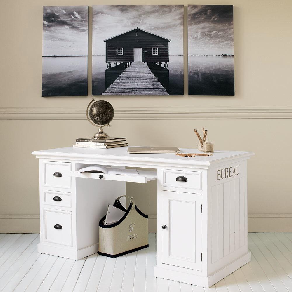 Stunning Bureau Newport Maison Du Monde Pictures - Design Trends ...