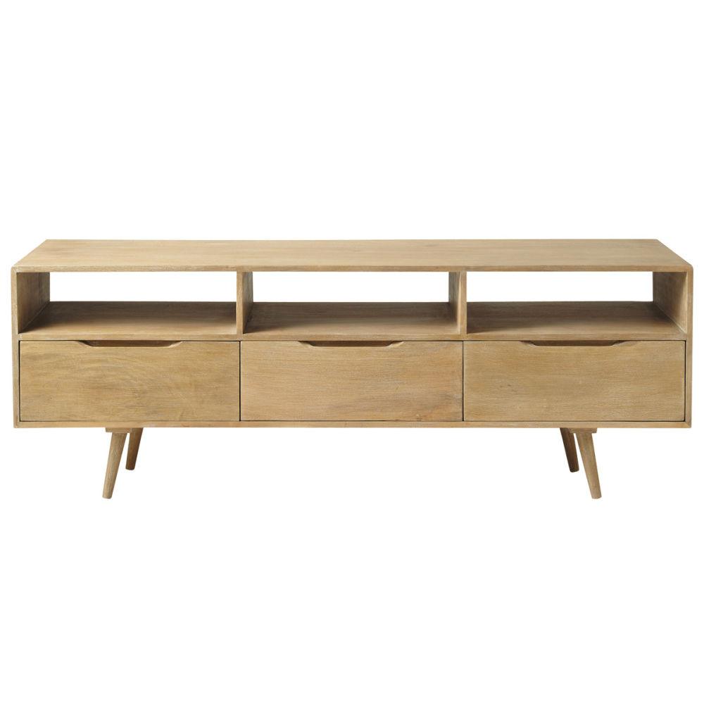 meuble tv vintage trocad ro maisons du monde. Black Bedroom Furniture Sets. Home Design Ideas