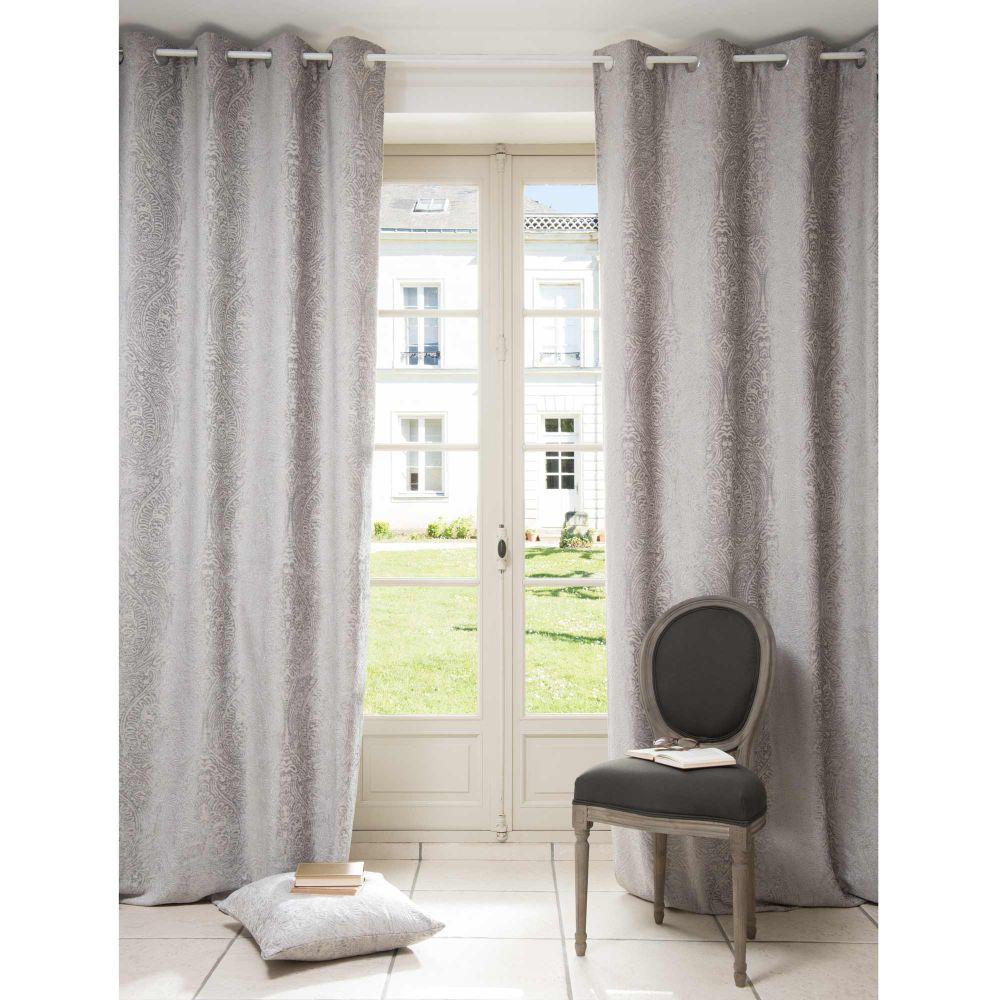 double rideau maison du monde top double rideau maison du monde with double rideau maison du. Black Bedroom Furniture Sets. Home Design Ideas