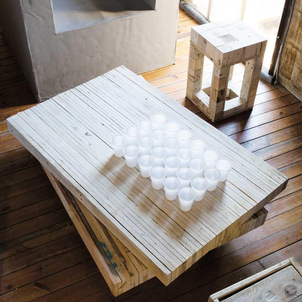 Table basse Rcup Maisons du Monde