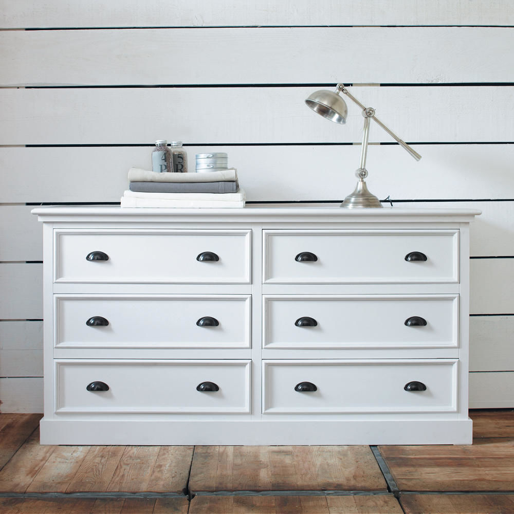 Commode double newport maisons du monde - Commodes maison du monde ...