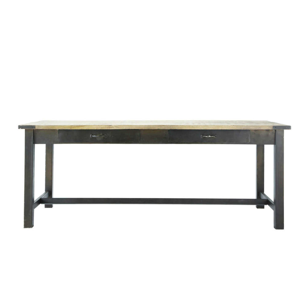 maison du monde tables maison monde table sur