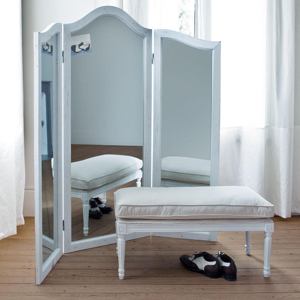 miroirs maisons du monde interesting miroir trumeau en bois gris h cm garance marque maisons du. Black Bedroom Furniture Sets. Home Design Ideas