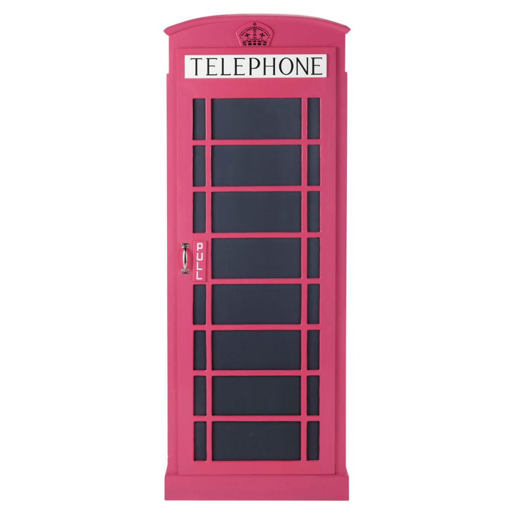 Dressing en bois rose l 71 cm phonebox maisons du monde - Maison du monde armoires ...