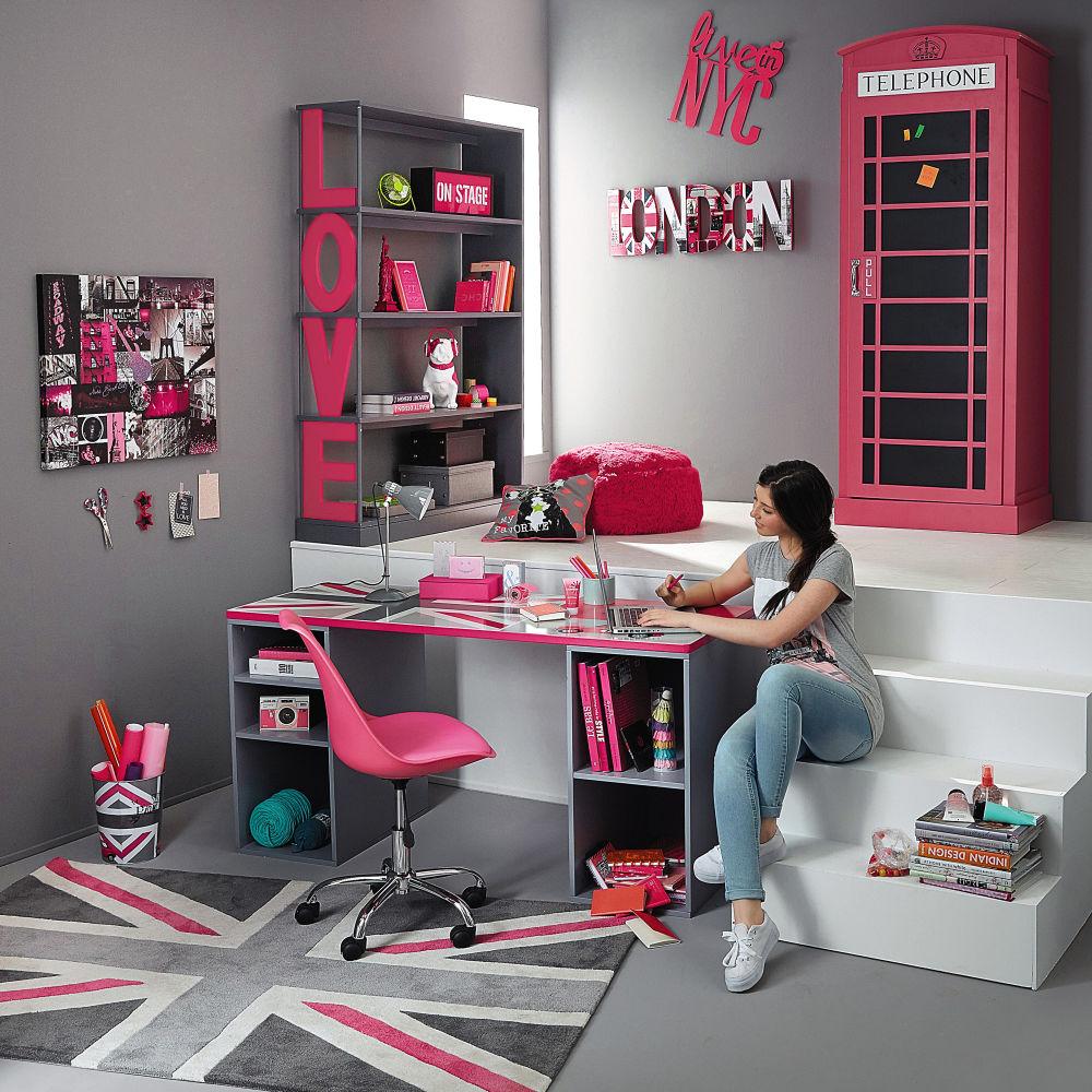Sedia Da Scrivania Rosa.Pinterest