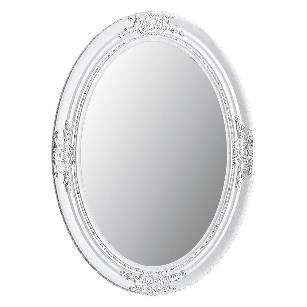 Maisons du monde for Petit miroir blanc