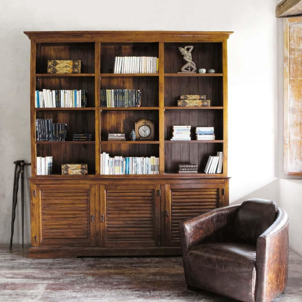 meuble tv key largo maison du monde. Black Bedroom Furniture Sets. Home Design Ideas