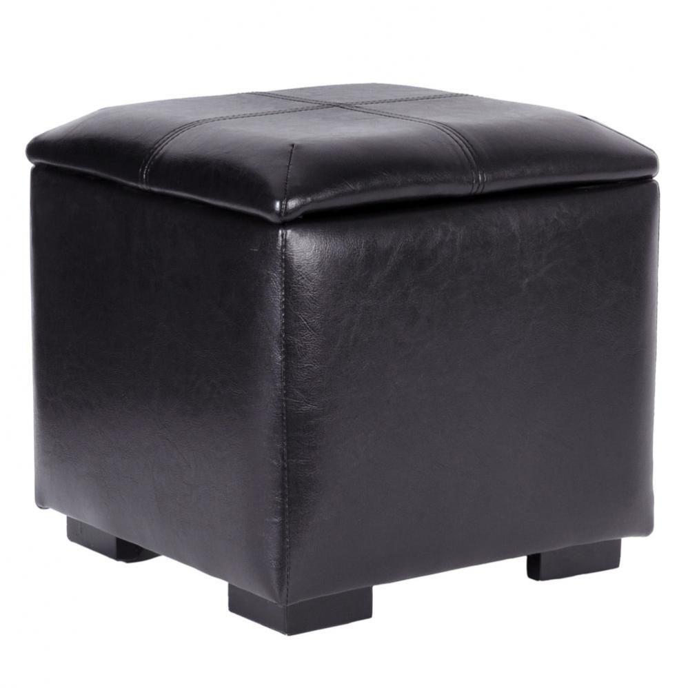 pouf coffre. Black Bedroom Furniture Sets. Home Design Ideas