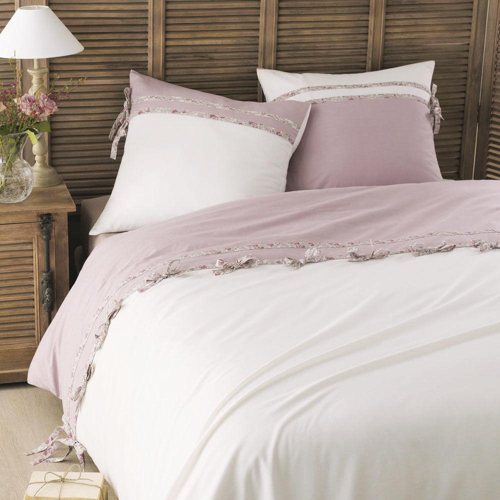 parure de lit romantique la parure de lit romantique. Black Bedroom Furniture Sets. Home Design Ideas
